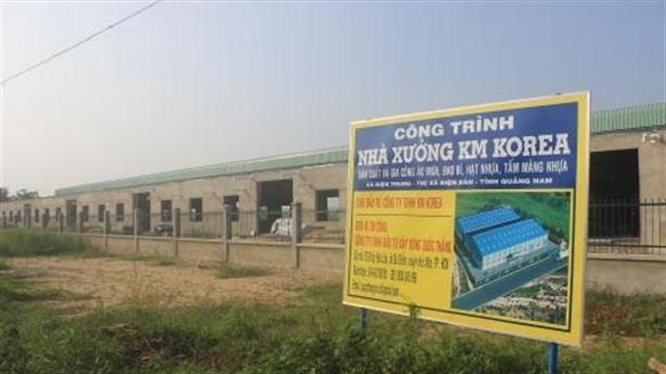 Nhà máy sản xuất bao bì xây trái phép: Chỉ đạo khẩn