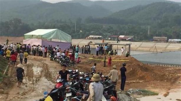 Trung úy tử vong dưới sông: Tai nạn rủi ro