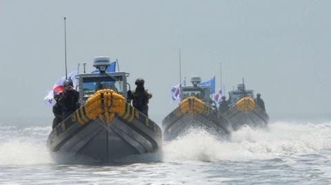 Trung Quốc đâm chìm tàu tuần tra Hàn Quốc: Lại tố ngược