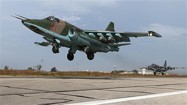 Nga mang phiên bản Su-25 mạnh nhất đến Syria