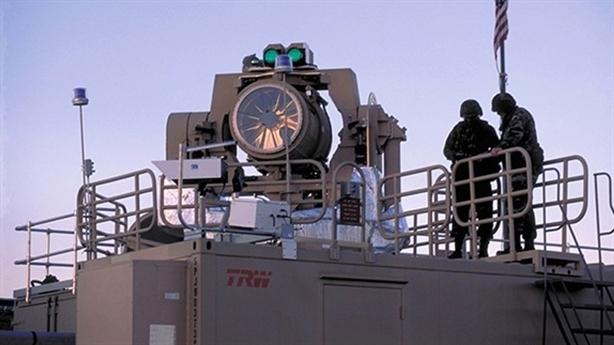 Vũ khí laser Mỹ không thể tấn công Bắc Kinh vì...bụi bẩn?