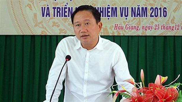 Vụ Trịnh Xuân Thanh: Bộ Nội vụ kiểm điểm nghiêm túc