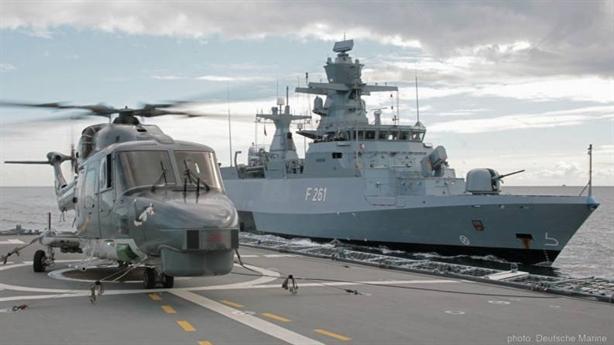 Sắm thêm chiến hạm, Đức đủ sức phong tỏa Baltic