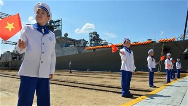 Sức mạnh phòng không trên cặp tàu Gepard mới của Việt Nam?