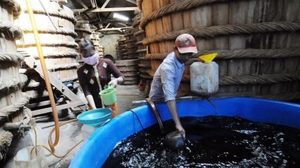 Bộ Y tế:Nước mắm có Asen gây hại là không chính xác