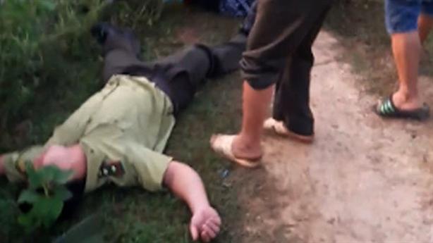 Ba người bảo vệ rừng bị bắn chết bằng súng hoa cải