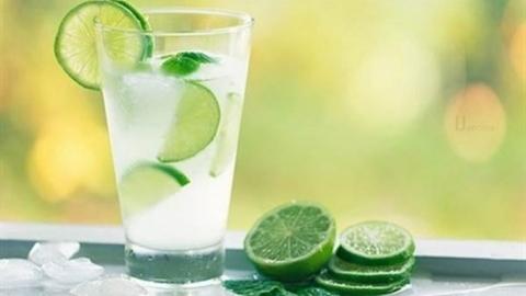 Những sai lầm khi uống nước chanh