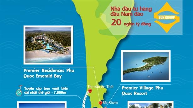 Nhà đầu tư BĐS Singgapore đang hướng về Nam Phú Quốc
