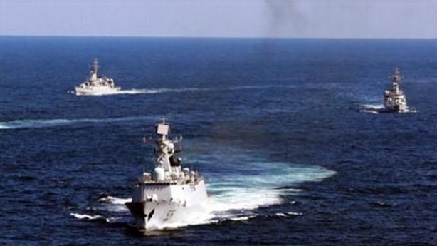 Trung Quốc ngang ngược tuyên bố tập trận trên Biển Đông