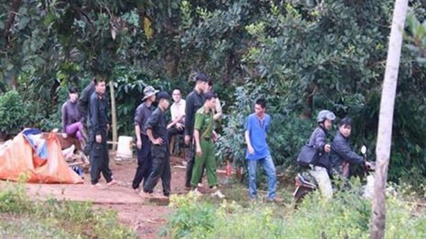 Bộ Công an trực tiếp điều tra vụ nổ súng Đắk Nông