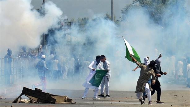 Căng thẳng Ấn Độ- Pakistan: Thấp thoáng bàn tay Trung Quốc