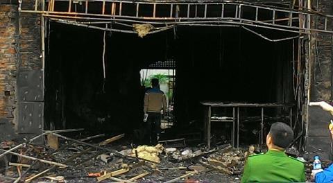 Cháy quán karaoke: Điều gì cản trở việc cứu hộ cứu nạn?
