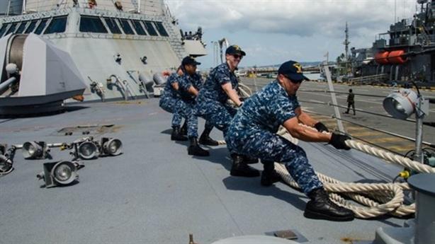 Mỹ và Campuchia sẵn sàng diễn tập bắn đạn thật trên biển