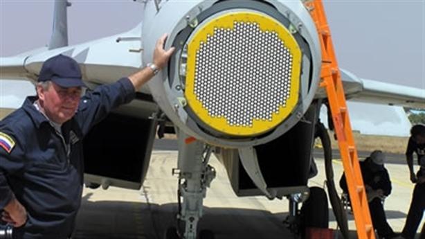 Nga không bao giờ bán radar Zhuk-AE cho Trung Quốc