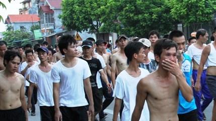 Học viên cai nghiện tại Đồng Nai tiếp tục phá trại