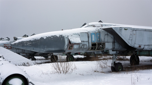 Hoang tàn 'nghĩa địa' tiêm kích đánh chặn MiG-31 tại Nga