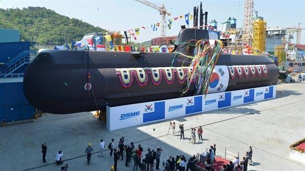 Trung Quốc lo thay Triều Tiên khi Hàn Quốc thêm tàu ngầm