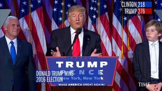 Bầu cử Tổng thống Mỹ: Sẽ có một giấc mơ Mỹ khác