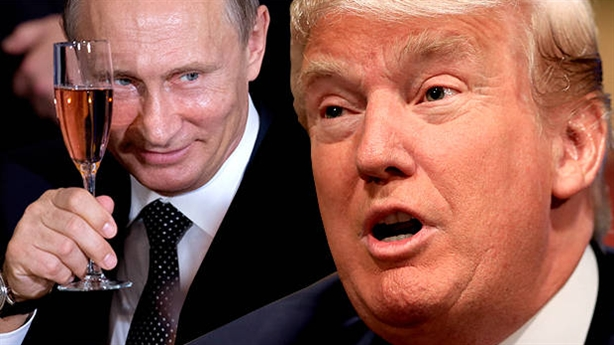 Ông Donald Trump chiến thắng: Tổng thống Putin đặt kỳ vọng