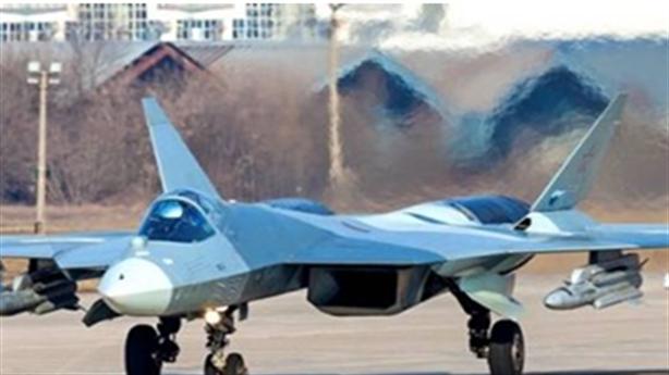 Máy bay tàng hình PAK FA T-50 lộ...thiết bị khủng