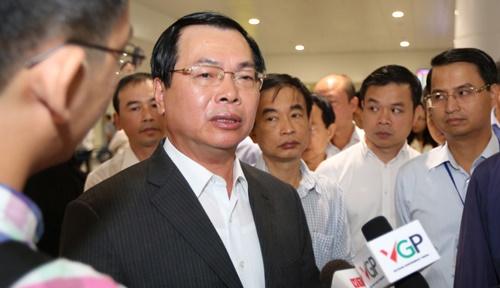 Kỷ luật ông Vũ Huy Hoàng: Bộ Nội vụ sẽ đúng hẹn