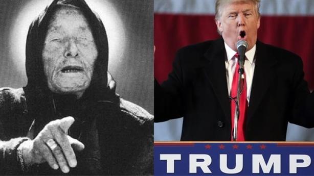 Lời tiên tri trái ngược của Vanga về Donald Trump
