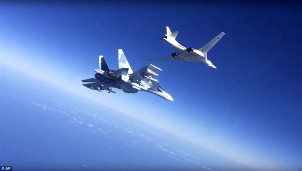 Nga sản xuất Tu-160 với hệ thống điện tử thế hệ 5
