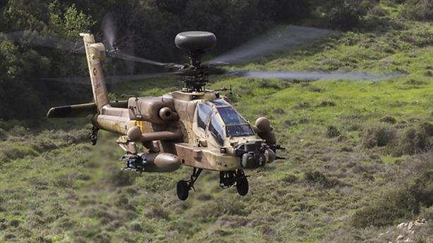 Trực thăng Apache Israel tấn công xa gấp 2 lần Ka-52