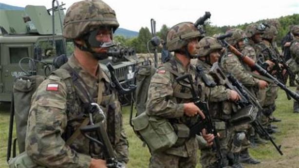 Ba Lan lập đội quân chống Nga, tạo mũi xung kích NATO