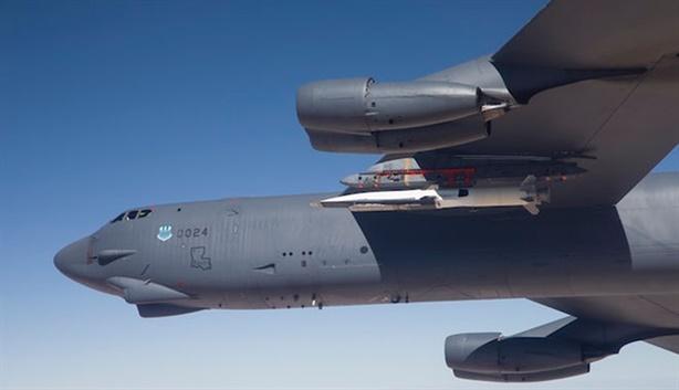 Mỹ đi đầu trong nghiên cứu động cơ scramjet?