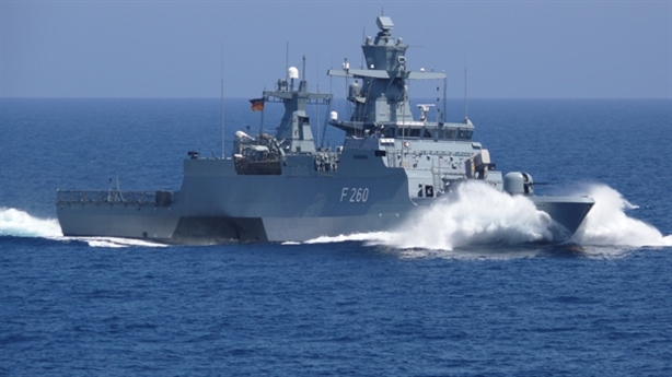 Đức xưng bá Baltic với dàn chiến hạm mới
