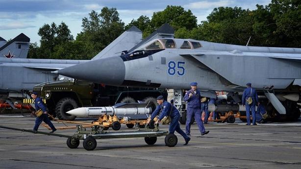 Đòn đánh hiểm của MiG-31 với tên lửa xa nhất thế giới