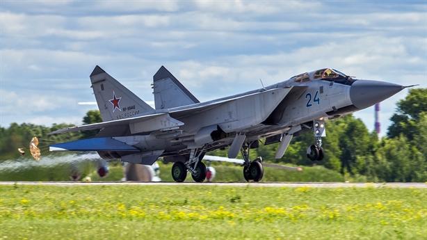 Nhiệm vụ không tưởng của MiG-31 khi đến Syria