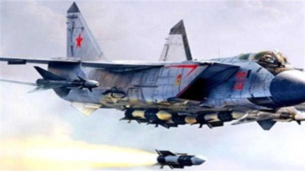 Hiệu quả bất ngờ khi MiG-31 kết hợp với KAB-1500