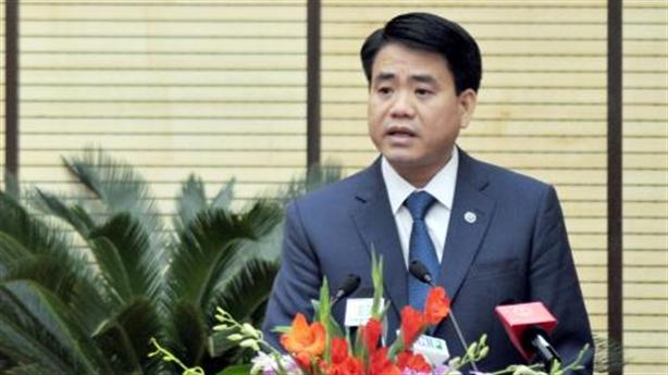 Chủ tịch Chung nhắc lại chuyện cán bộ Sở đánh tiến sĩ