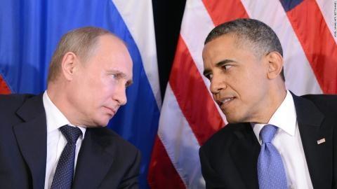 Nhắc ông Trump về Nga, ông Obama có nỗi ám ảnh Putin?