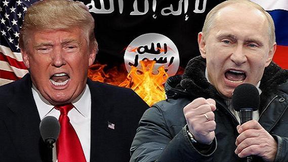 Báo Mỹ: Hình bóng Tổng thống Nga Putin trong Nhà Trắng