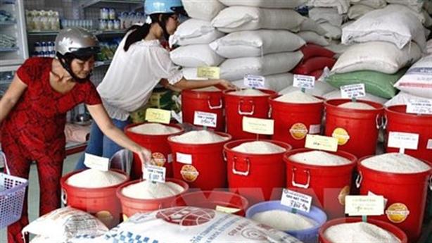 Mở đường doanh nghiệp Việt xuất khẩu gạo: Vẫn thua Campuchia