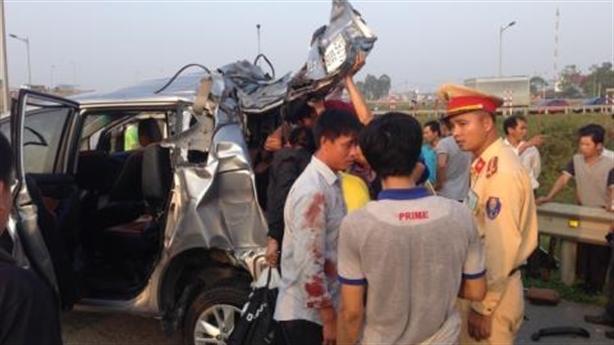 Đi lùi trên cao tốc Hà Nội-Thái Nguyên: Giám định hộp đen
