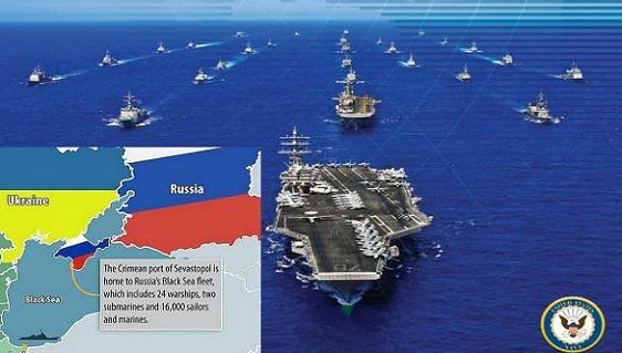 Putin thừa nhận sáp nhập Crimea vì sợ Mỹ cướp Sevastopol?