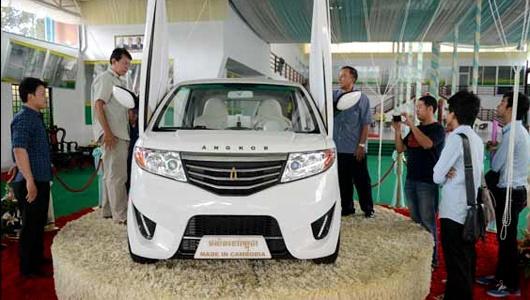 Việt Nam dư sức làm ôtô điện: Campuchia sẽ vượt vì...