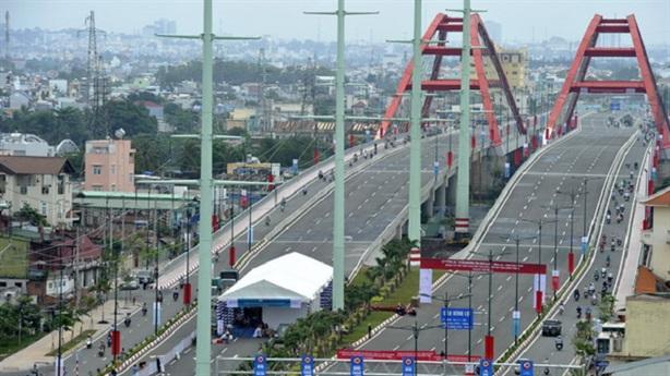 TP.HCM đầu tư 2.700 tỷ đồng cho đoạn đường 2,7 km