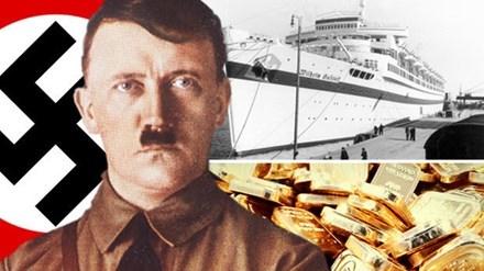 Hàng trăm tấn vàng dưới biển Baltic là của Hitler?