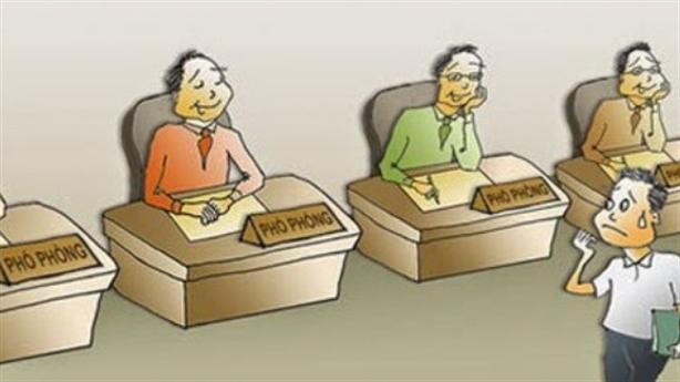 Đề xuất quy định số lượng cấp phó sở