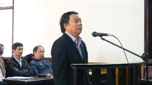Nguyên Chủ tịch Kỳ Anh ra tòa vụ Formosa: Xin miễn tội...