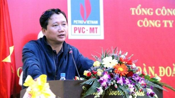 Vụ Trịnh Xuân Thanh: Kỷ luật nhiều cán bộ cấp cao