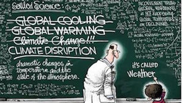 Trái đất nóng vì CO2 hay trò lừa hàng trăm tỷ USD?