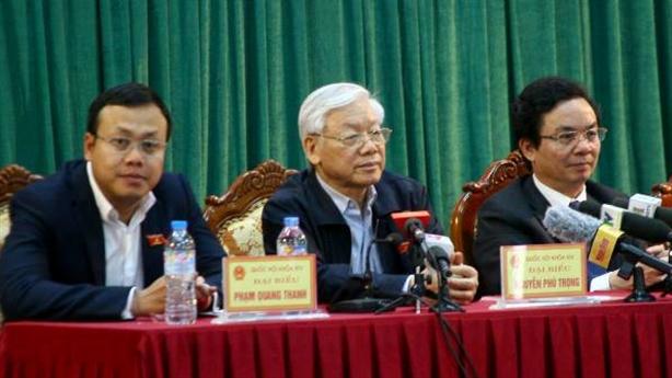 TBT Nguyễn Phú Trọng: Bắt bằng được Trịnh Xuân Thanh