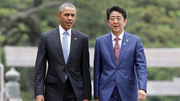 Đáp lễ ông Obama, Thủ tướng Nhật thăm Trân Châu Cảng