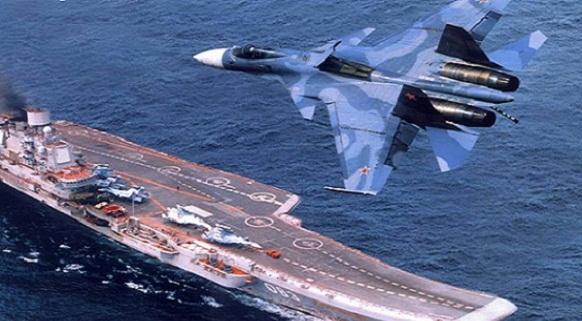 Kuznetsov, Su-33 phơi bày sự thật thua kém phương Tây